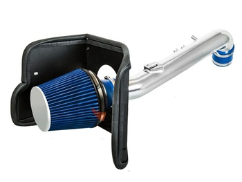 Performance Air Intake W/Heat Shield for Toyota Tacoma 2005-2020 with 2.7L L4 Engine Blue