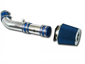 Ram Air Intake for Lincoln LS (2000-2002) with 3.0L V6 Engine Blue