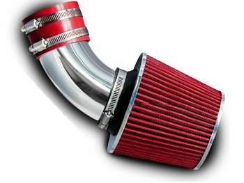 Performance Air Intake for Toyota RAV4 (2000-2005) with  2.0L 2.4L L4 Engines Red