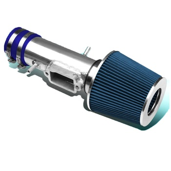 Performance Air Intake for Toyota Avalon (1995-1999) with a 3.0L V6 Engine Blue