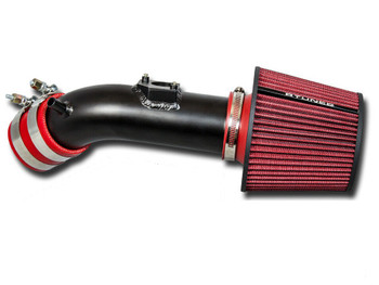 Short Ram Intake For Mazda 3 2010-2012 with 2.5L L4 Engine Black