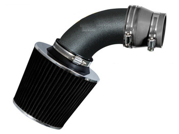 Short Ram Air Intake For Chevrolet Aveo 5 (2009-2011) with  1.6L L4 Engine Black