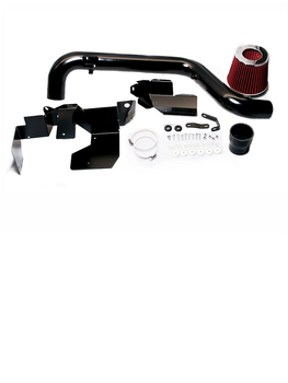 Performance Air Intake W/Heat Shield for VW Jetta/Golf (2004-2008) with 2.0L L4 Engine Red