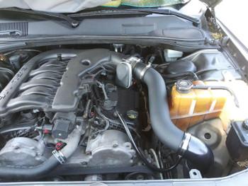 Cold Air Intake for Dodge Charger/ Challenger SE SXT (2008-2010) with 3.5L V6 Engine Black