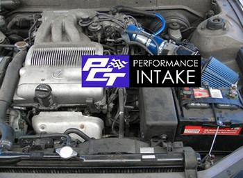 Performance Air Intake for Toyota Camry (1992-1993) LE DLX XLE DX SE with  3.0L V6 Engine Blue