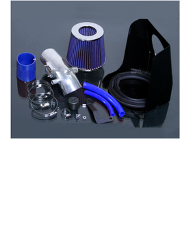 Performance Air Intake W/Heat Shield for Ford Fusion (2010-2012) with 2.5L L4 Engine Blue