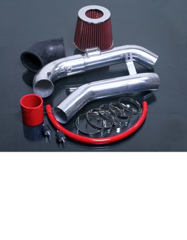 Performance Air Intake for Nissan Versa S/SL (2007-2012) with a 1.8L L4 Engine Red