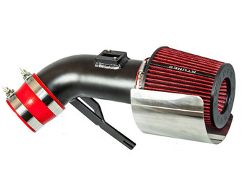 Performance Air Intake W/Heat Shield For Nissan Maxima (2009-2017) With 3.5L V6 Engine Red