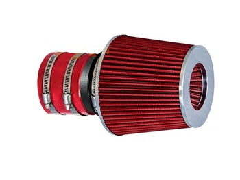 Ram Air Intake For Chevy Beretta/Corsica (1994-1996) with  3.1L V6 Z26 Engine Red