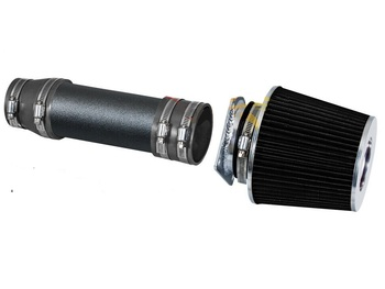 Short Ram Air Intake For Ford Windstar (1996-1998) with  3.8L V6 Engine Grey