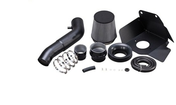 Cold Air Intake W/Heat Shield for Dodge Durango (2016-2021) with 3.6L Engine Black
