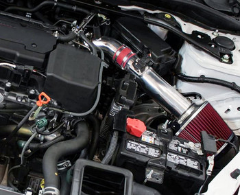 Performance Air Intake for Acura TLX (2014-2018) with 2.4L L4 Engine Red