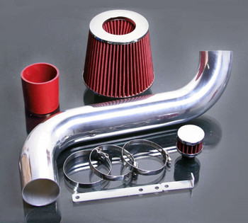Performance Air Intake For Chevrolet S-10 Pick Up / Blazer (1992-1995) with 4.3L V6 Engine Red