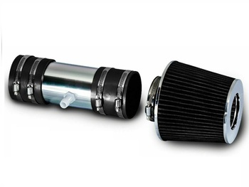 Short Ram Air Intake For Chevrolet Traverse (2009-2011) LS/LT/LTZ with 3.6L V6 DOHC Engine Black
