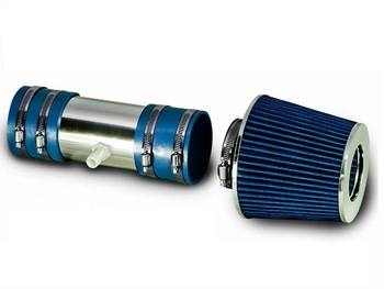 Short Ram Air Intake For Chevrolet Traverse (2009-2011)  LS/LT/LTZ with 3.6L V6 DOHC Engine Blue