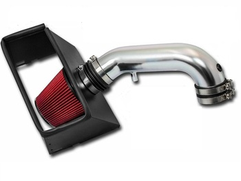 Cold Air Intake Kit for Dodge RAM 1500/2500/3500 (2009-2018) with 5.7L V8 Engine Red