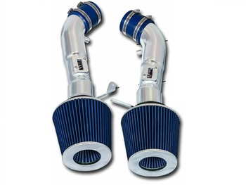 Cold Air Intake Kit for Nissan 370Z (2009-2019) with 3.7L V6 Engine Blue