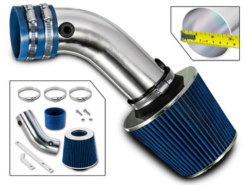 Cold Air Intake for 1990-1994 Chevy Lumina 3.1L V6 Engine (DS-SI-CH-23BL-02-L)
