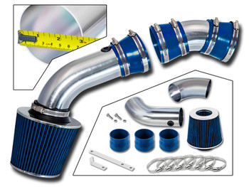 Cold Air Intake Kit for Chevrolet Suburban 1996 - 1999 C1500 K1500 with 5.0/5.7 V8 Engine