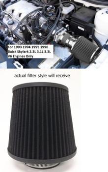 Cold Air Intake for Buick Skylark (1993-1996) 2.3L 3.1L 3.3L V6 Engines