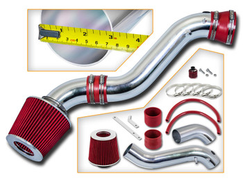 Cold Air Intake For 2002-2005 Chevy Trailblazer GMC Envoy Oldsmobile Bravada 4.2L V6 Engine