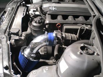 Cold Air Intake for BMW E46 323 325 328 330 (1998-2005) I6 Engine