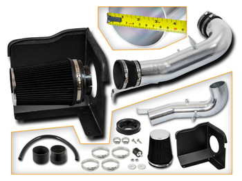 Cold Air Intake for 2007-2008 Chevy Silverado/Tahoe/Yukon/Suburban/Avalanche/Escalade 4.8L, 5.3L V8 Engines