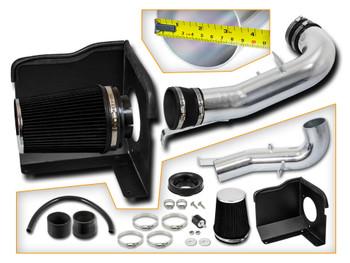 Cold Air Intake for 2007-2008 Chevy Silverado/Tahoe/Yukon/Suburban/Avalanche/Escalade 4.8L, 5.3L V8 Engines