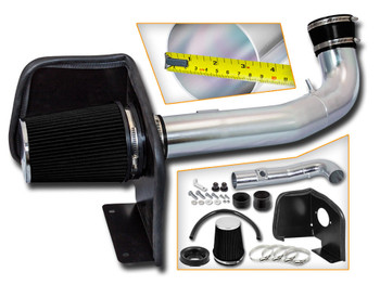 Cold Air Intake for GMC Yukon XL 1500 (2009-2014) 5.3L / 6.0L / 6.2L V8 Engines