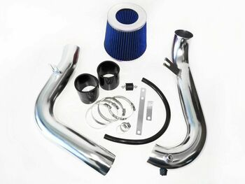 Cold Air Intake for Honda Civic MT DX LX EX HX (2001-2005) 1.7L L4 Engine Manual Transmission Only