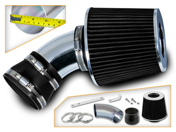 Cold Air Intake for BMW X5 E53 (2000-2006) 3.0L 4.4L 4.6L 4.8L V8 I6 Engines