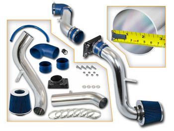 Cold Air Intake for Chrysler Sebring LX LXi Limited (2001-2005) 2-Door Coupe 2.4L L4 SOHC / 3.0L V6 SOHC Engines