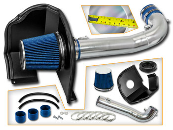 Cold Air Intake for Chevy Silverado GMC Sierra 1500 5.3L 6.2L V8 Engines