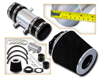 Cold Air Intake for Nissan Xterra (2000-2004) 3.3L V6 Naturally Aspirated & Supercharged Engines