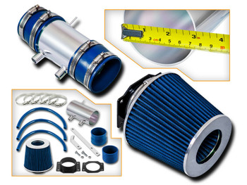 Cold Air Intake for Nissan Frontier  (1999-2004) 3.3L V6 Naturally Aspirated & Supercharged Engines