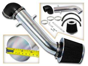 Cold Air Intake for Jeep Wrangler (1991-1995) 2.5L L4 & 4.0L I6 Engines