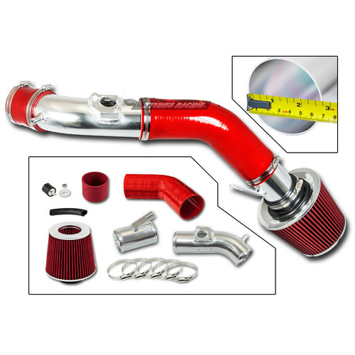 Cold Air Intake Kit for Mazda 3 (2010-2012) with 2.5L 4 Cylinders Engine