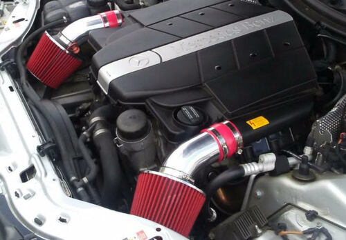 Performance Dual Air Intake Kit for Mercedes S320 S430 1999-2005