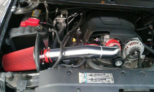 Cold Air Intake Kit for Chevrolet Silverado 1500 (1999-2003) with 4.8L / 5.3L / 6.0L / 6.2L V8 Engine
