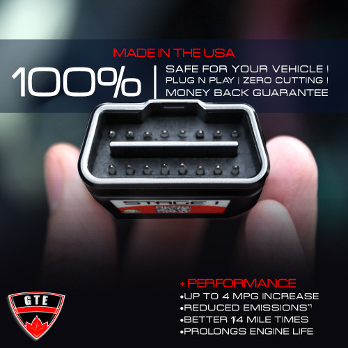 Stage 1 Performance Chip Module OBD2 for Audi