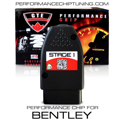 STAGE 1 PERFORMANCE CHIP MODULE OBD2 FOR BENTLEY