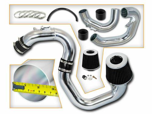Cold Air Intake Kit for Mazda 3 (2004-2009) with 2.0L / 2.3L 4-Cylinder Engine Black