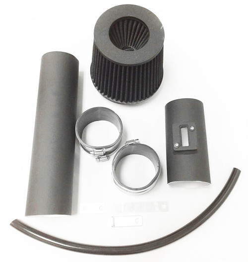 Performance Air Intake For Ford Flex Taurus (2013-2017) With 3.5L V6 Engine Black