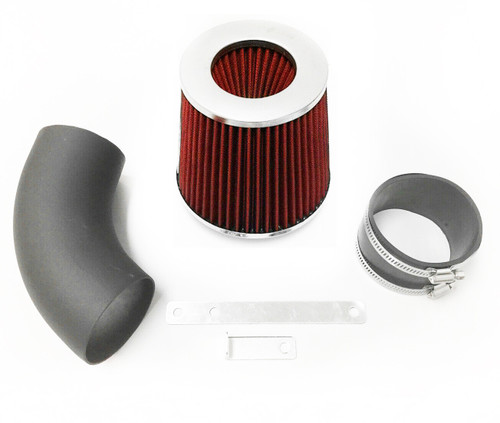 Performance Air Intake For Ford Probe GT Mazda MX6 626 (1993-1997) 2.5L V6 Engine Red