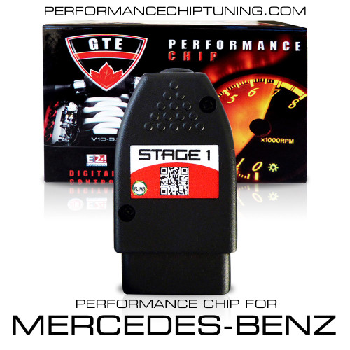 Stage 1 Performance Chip Module OBD2 forMercedes Benz