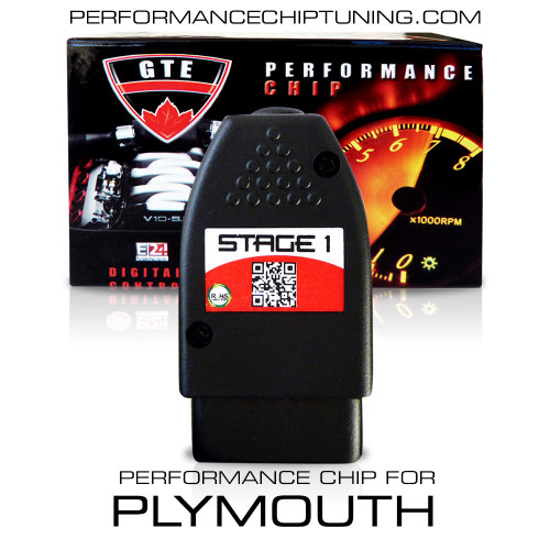 Stage 1 Performance Chip Module OBD2 for Plymouth