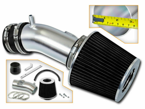 Performance Air Intake For Mazda 3 Mazda 6 (2014-2016) with 2.5L L4 Engine Black