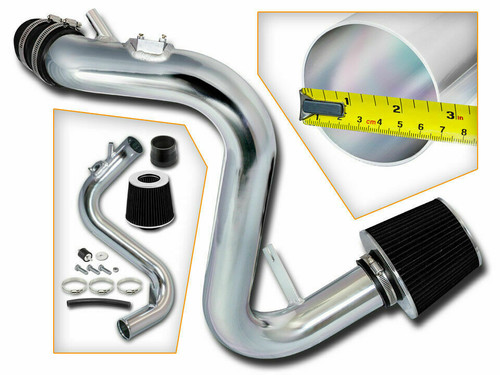 Cold Air Intake For Mazda Speed3 (2007-2013) With  2.3L L4 Turbo Engine Black