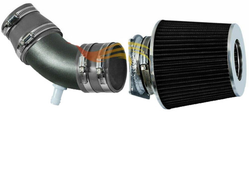 Performance Air Intake For Mazda Tribute (2001-2004) with 3.0L V6 Engine Black