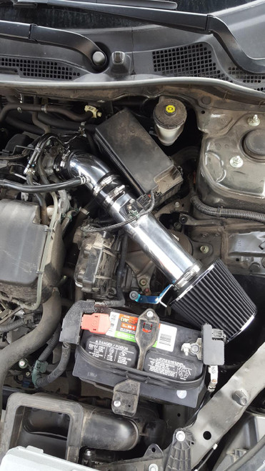 Performance Air intake for Honda Accord (2013-2017) with 2.4L L4 Engine Black